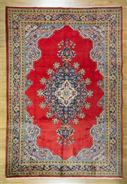 Sale 8643C - Lot 9 - Persian Kerman 320cm x 220cm