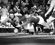 Sale 8754A - Lot 14 - Australia vs British Lions Test Match, Sydney Football Stadium, 1989 - 20 x 25cm