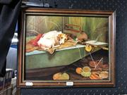 Sale 8853 - Lot 2080 - Artist Unknown - Dog
