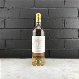 Sale 9089 - Lot 587 - 2009 Chateau Cantegril, Sauternes
