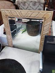Sale 8585 - Lot 1727 - Large Mirror (125 x 91.5cm)