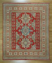 Sale 8653C - Lot 25 - Afghan Kazak 260cm x 321cm