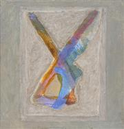Sale 8708A - Lot 508 - John Peart (1945 - 2013) - X 1978 35 x 33.5cm