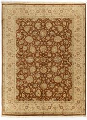 Sale 8770C - Lot 26 - An Afghan Chobi (Natural Dyes) Wool The Rug Is Most Suitable To Australian Interior, 375 x 275cm