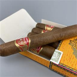 Sale 9165 - Lot 654 - Partagas Mille Fleurs Cuban Cigars - pack of 5 cigars, removed from box dated September 2016