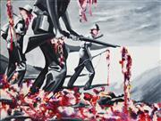 Sale 8316 - Lot 554 - Louis Pratt (1972 - ) - A Colourful History, 2009 76 x 100cm