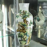 Sale 8362 - Lot 36 - Republic Landscape Vase
