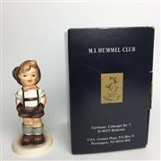 Sale 8456B - Lot 29 - Hummel Figure of a Boy in Lederhosen (Original Box)