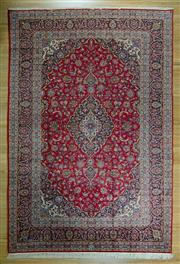 Sale 8643C - Lot 11 - Persian Kashan 360cm x 260cm