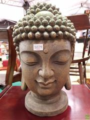 Sale 8570 - Lot 1079 - Buddha Head