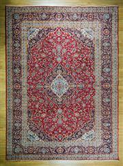 Sale 8643C - Lot 12 - Persian Kashan 410cm x 300cm
