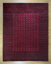 Sale 8653C - Lot 26 - Afghan Turkman 387cm x 304cm