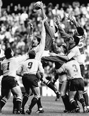 Sale 8754A - Lot 16 - Australia vs British Lions Test Match, Sydney Football Stadium, 1 July1989 - 25 x 20cm