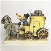 Sale 8456B - Lot 26 - Hummel Figure of a Boy in Horse & Cart