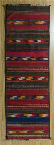 Sale 8717C - Lot 52 - Persian Kilim Runner 293cm x 80cm
