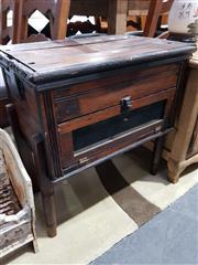 Sale 8777 - Lot 1068 - Vintage Timber Egg Incubator