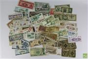 Sale 8512 - Lot 49 - Collection of World Money Notes inc Chinese Turkey Mexican and others