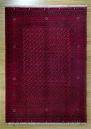 Sale 8653C - Lot 28 - Afghan Morigul 290cm x 205cm