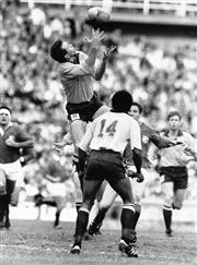 Sale 8754A - Lot 18 - Australia vs British Lions Test Match, Sydney Football Stadium, July 1989 - 25 x 20cm