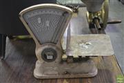 Sale 8284 - Lot 1079 - Vintage Pair of Scales
