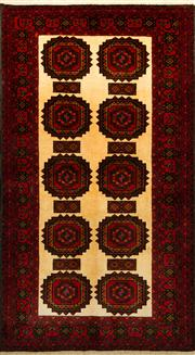 Sale 8418C - Lot 59 - Persian Baluchi 180cm x 100cm