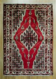 Sale 8601C - Lot 14 - Fine Persian Shiraz 190x130