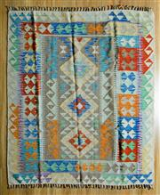 Sale 8680C - Lot 55 - Persian Kilim 192cm x 160cm