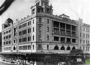 Sale 8721A - Lot 80 - Artist Unknown - Hotel Sydney, Haymarket Sydney NSW 1946 18 x 24cm