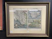 Sale 8981 - Lot 2071 - Abraham Ortellius Map 1535