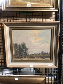 Sale 9152 - Lot 2045 - TONY MARINATO - Cool Change Frame: 35 x 40