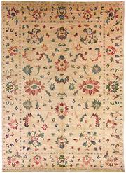 Sale 8536A - Lot 63 - A Classic Pure Natural Sari Silk Carpet India 419cm x 302cm RRP $9,500.00