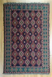 Sale 8643C - Lot 16 - Persian Somak 160cm x 104cm