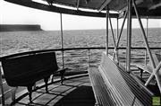 Sale 8721A - Lot 81 - Hamish Stewart - Baragoola-North Head Ferry, 1983 20 x 25cm