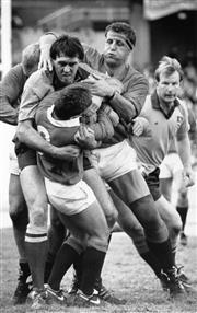 Sale 8754A - Lot 20 - Australia vs British Lions Test Match, Sydney Football Stadium, July 1989 - 31 x 19cm