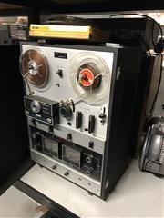 Sale 8819 - Lot 2268 - Akai M10 Reel to Reel Tape Recorder manual in office
