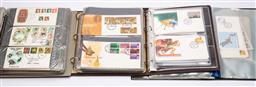 Sale 9170H - Lot 97 - Binders containing Australian first day covers