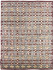 Sale 8536A - Lot 64 - A Modern Scandi Design Natural Handspun Wool Carpet India 302cm x 400cm RRP $3,800.00
