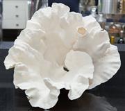 Sale 8709 - Lot 1078 - A piece of bleached coral, W x 40cm