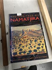 Sale 8789 - Lot 2345 - ed. Hardy, Megaw & Megaw The Heritage of Namatjira: The Watercolourists of Central Australia