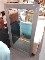 Sale 8934 - Lot 1030 - Framed Bevelled Edge Mirror