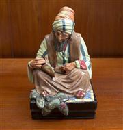 Sale 8313A - Lot 51 - A Royal Doulton figure, The Cobbler, HN 1706, height 20.5cm