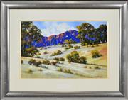 Sale 8323A - Lot 4 - Michael John Taylor (1939 - ) - Afternoon Flight 38 x 58cm