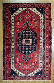 Sale 8643C - Lot 17 - Persian Hamadan 210cm x 130cm