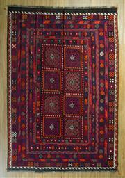 Sale 8717C - Lot 57 - Afghan Kilim 298cm x 204cm