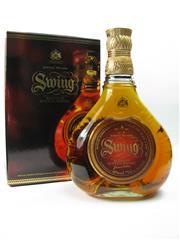 Sale 8290 - Lot 467 - 1x Johnnie Walker Swing Blended Scotch Whisky - in box