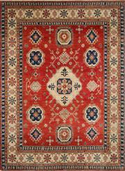 Sale 8307A - Lot 6 - Afghan Kazak 311cm x 230cm RRp $3000