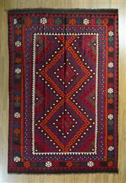 Sale 8717C - Lot 58 - Afghan Kilim 285cm x 196cm
