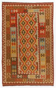 Sale 8770C - Lot 100 - An Ashayer Kilim Hand Woven Natural Dyes Wool, 245 x 154cm