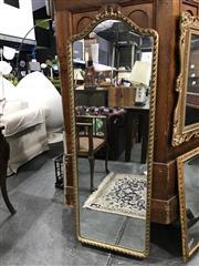 Sale 8805 - Lot 1081 - Gilt Framed Mirror