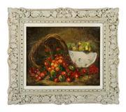 Sale 8828B - Lot 83 - Jean Baptiste Gardel 1818-1874 - Antique French Still Life 33 x 41 cm